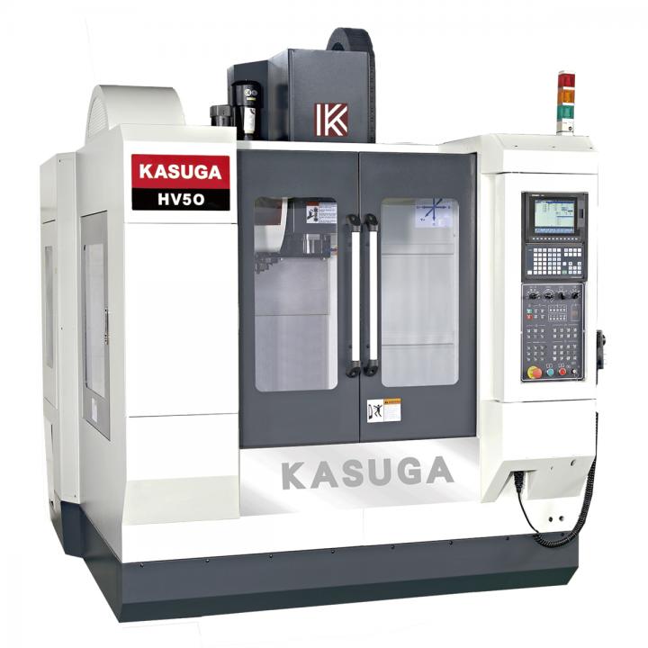 Высокоскоростной обрабатывающий центр с ЧПУ Kasuga HV50