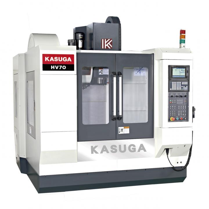 Высокоскоростной обрабатывающий центр с ЧПУ Kasuga HV70