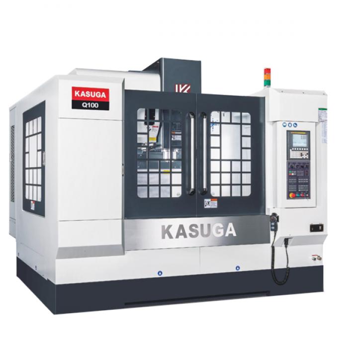 Вертикальные обрабатывающие центры с ЧПУ Kasuga Q100