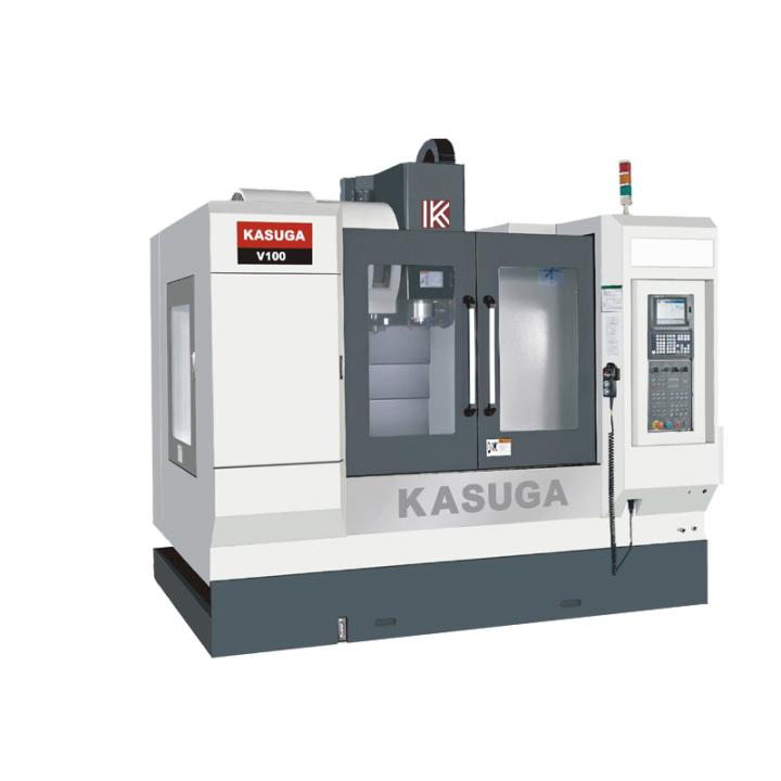 Вертикальные обрабатывающие центры с ЧПУ Kasuga V100/V100X