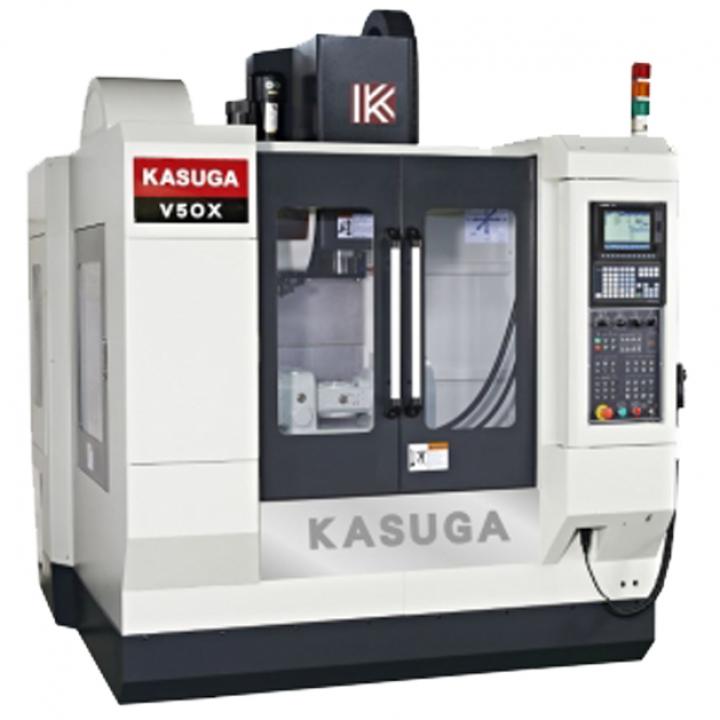 Вертикальные обрабатывающие центры с ЧПУ Kasuga V50/V50X