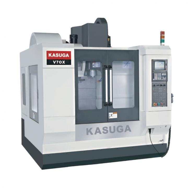 Вертикальные обрабатывающие центры с ЧПУ Kasuga V70/V70X