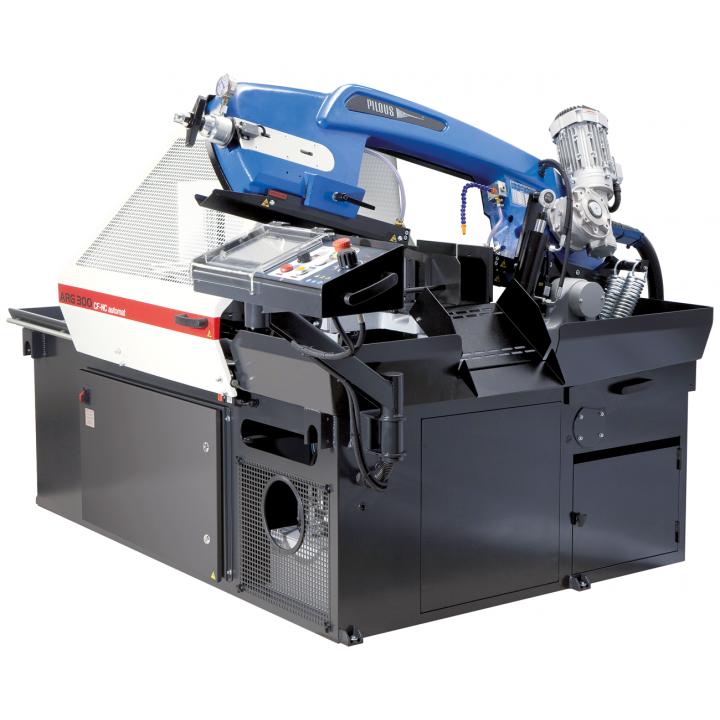 Гравитационный ленточнопильный станок Pilous ARG 300 CF-NC automat